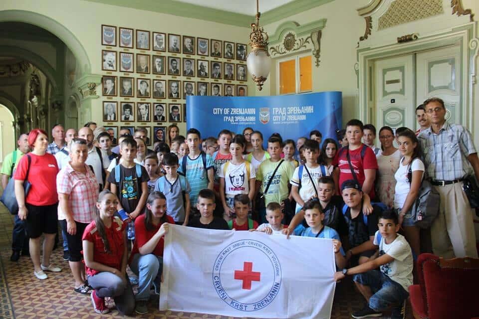 Посета деце из Општине Ранилуг ( Косовско Поморавље )