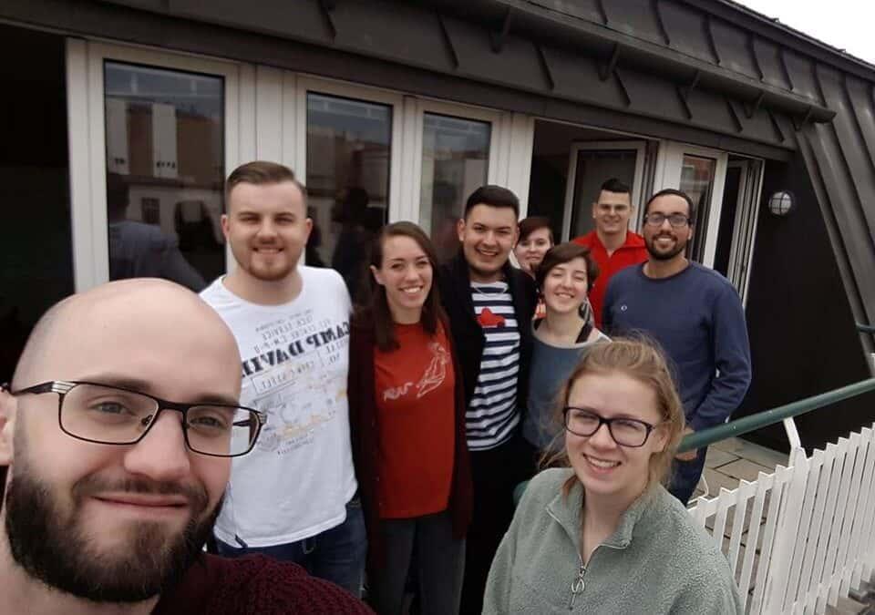 Припремни састанак за 64. Камп Црвеног крста Аустрије