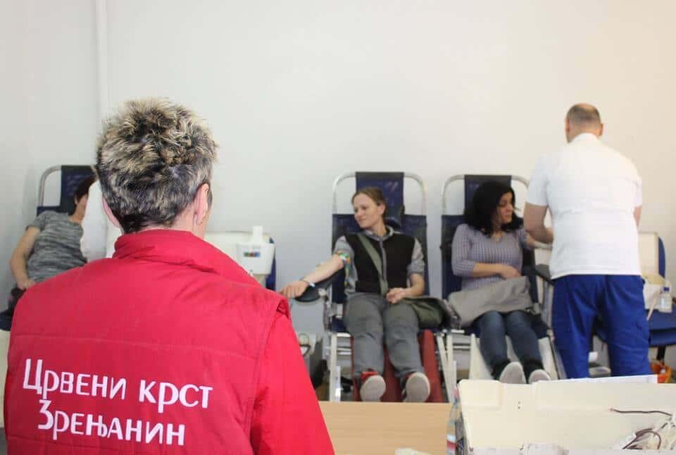 Акције добровољног давања крви – фебруар 2019.