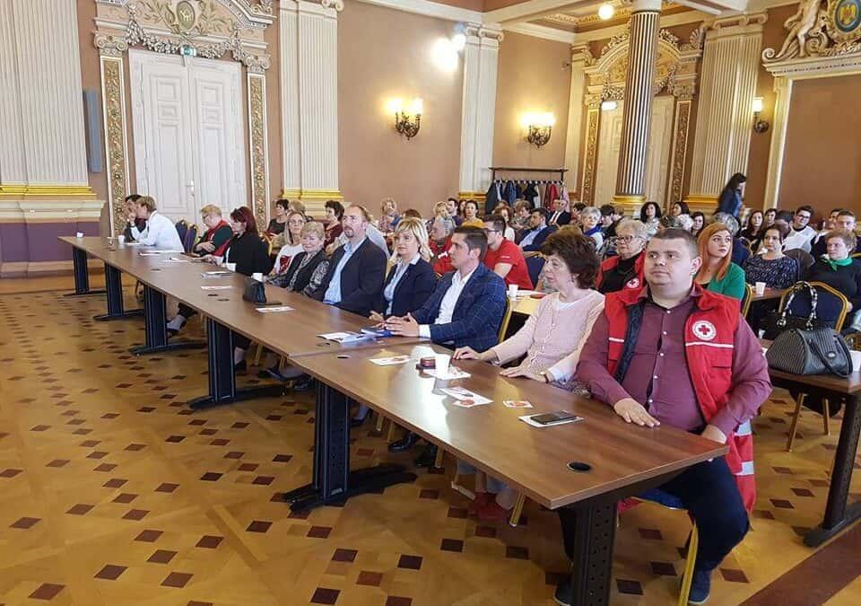 Седница Скупштине Црвеног крста Арад