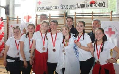 Покрајинско такмичење у пружању прве помоћи – Сремска Митровица