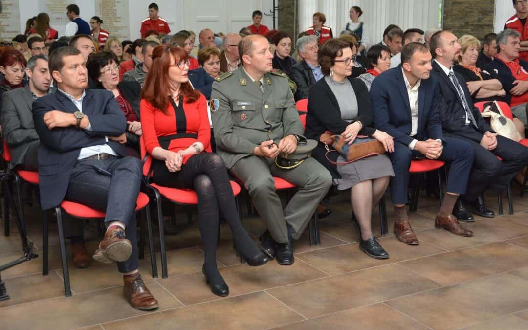 Седница Скупштине Црвеног крста Зрењанин