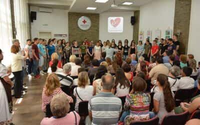 Светски дан добровољних давалаца крви 2017