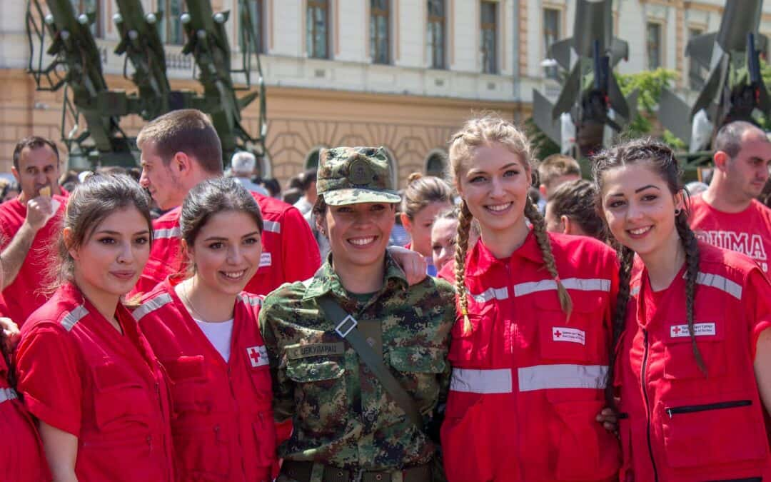 9. мај 2016. године – Обележавање Дана победе и Дана Војске Републике Србије