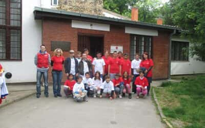 Екскурзија Инклузивног тима Црвеног крста Зрењанин