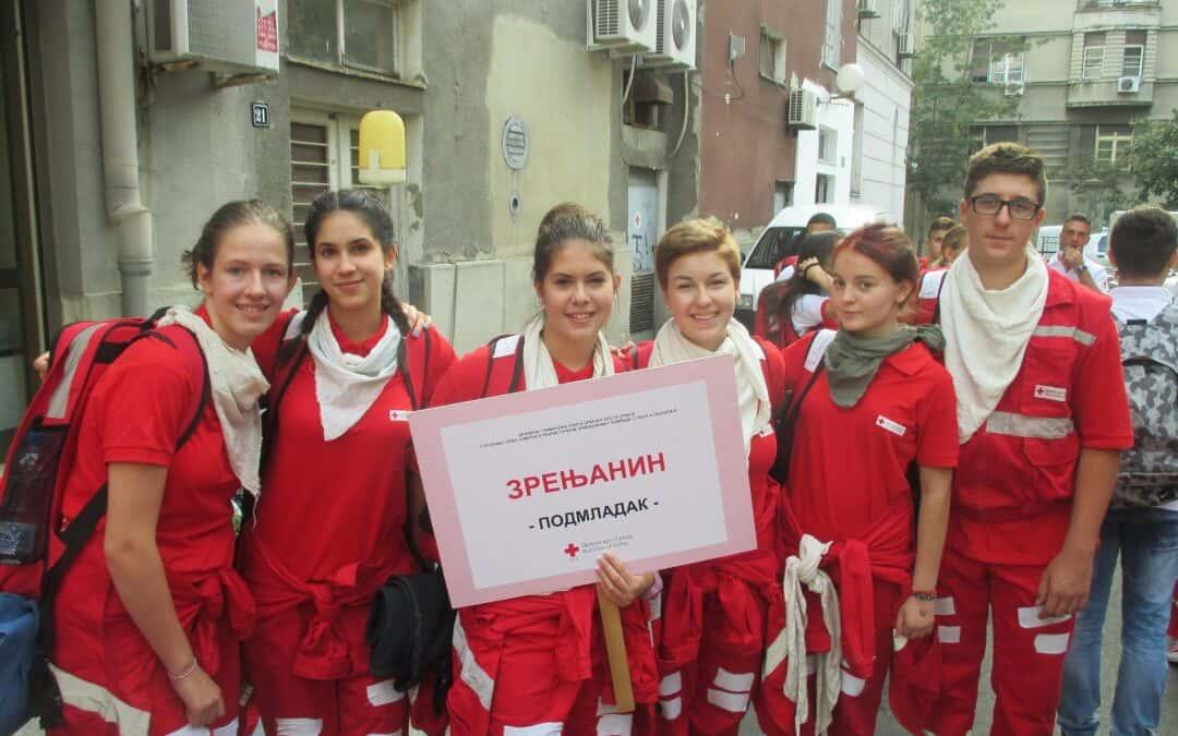 Републичко такмичење екипа у пружању прве помоћи – Београд 2016