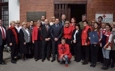 Потписани Уговори о сарадњи Црвеног крста Зрењанин са Црвеним крстовима Бекешчабе (Мађарска) и Арада (Румунија)