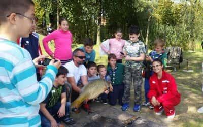 НИС-ова еколошка радионица и школица риболова