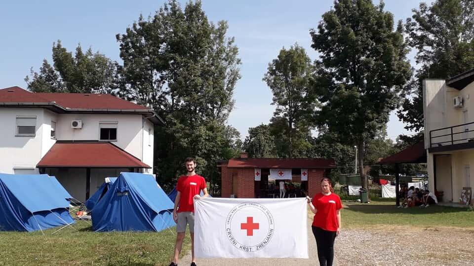 Камп омладине Црвеног крста Бања Лука