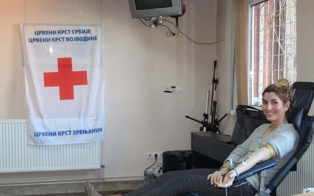 Ванредна акција добровољног давања крви 06.02.2020.