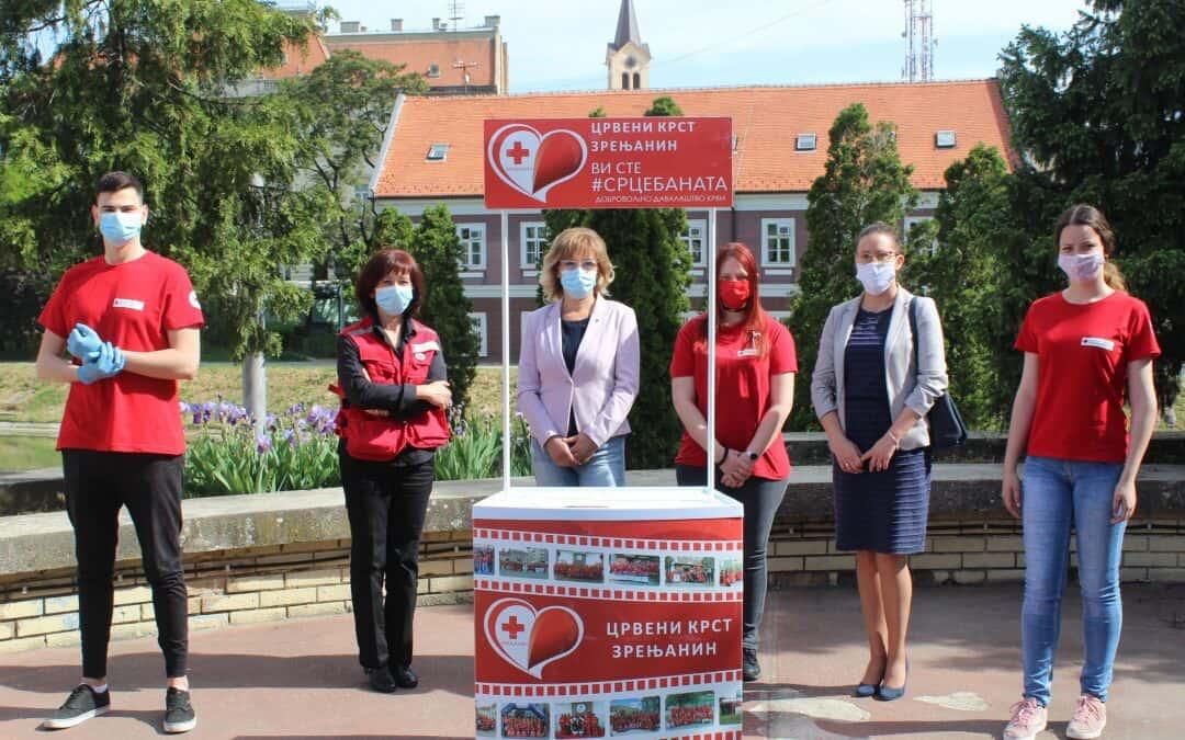 11. мај – Национални дан добровољних давалаца крви
