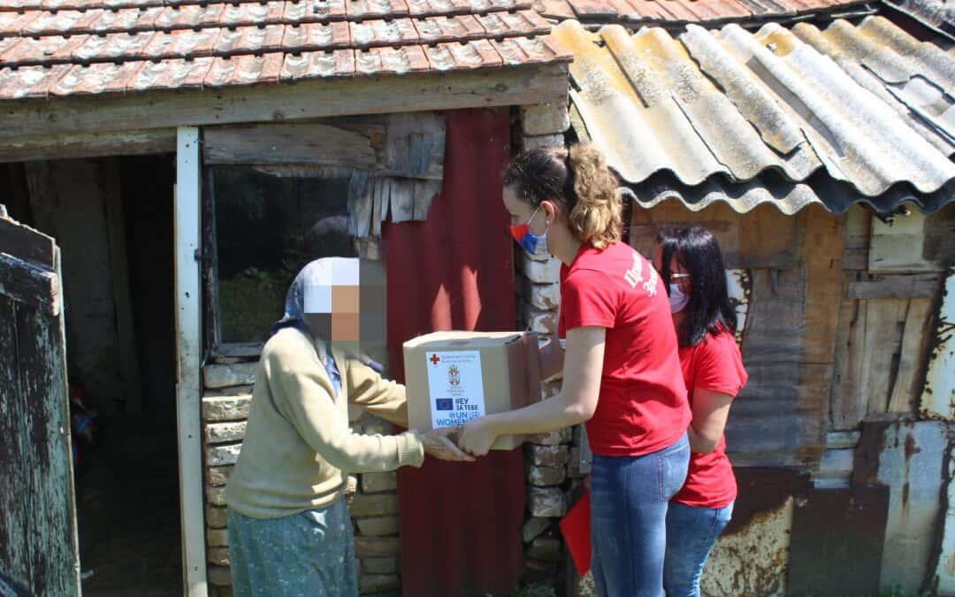 Помоћ женама у стању социјалне потребе
