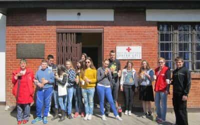 Обука волонтера за програм Промоције хуманих вредности