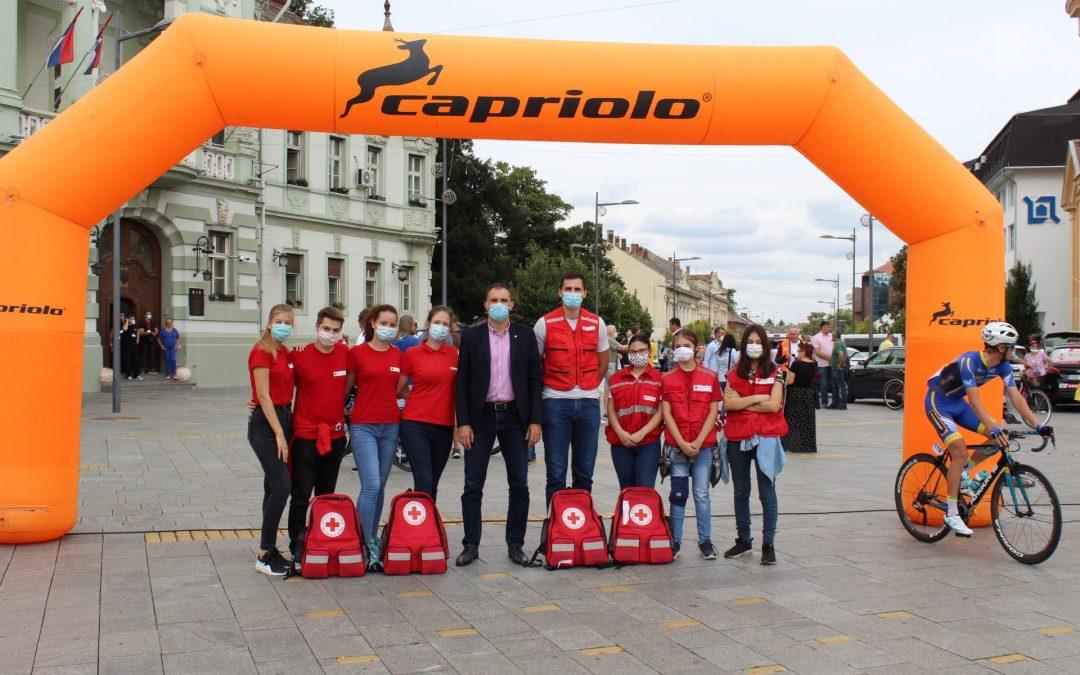 "60. бициклистичка трка ""Трка кроз Србију"""