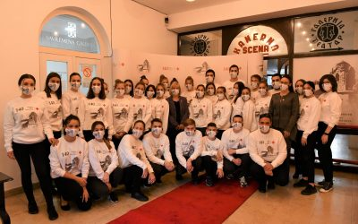 Свечаност поводом 140. годишњице Црвеног крста Зрењанин