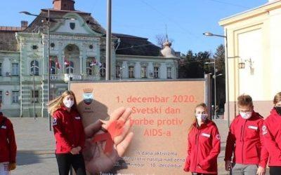 1. децембар-Светски дан борбе против ХИВ/АИДС-а