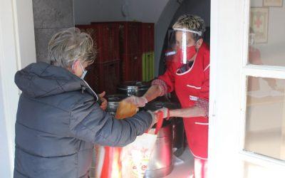 Народна кухиња у време епидемије