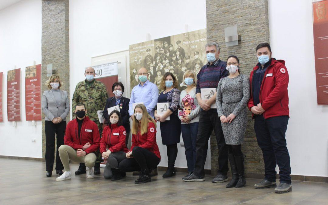 Рођенданска изложба Црвеног крста Зрењанин