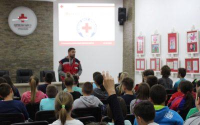 Школа Подмлатка Црвеног крста Зрењанин 22.11-             24.11.2019