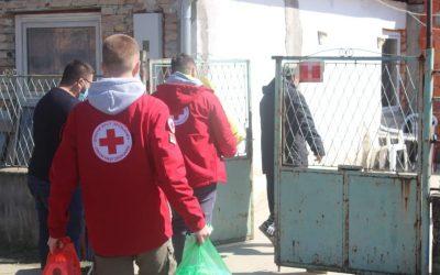 Хуманитарна помоћ за најугроженије породице у граду