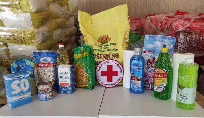 Хуманитарна помоћ за најугроженије породице у насељеним местима