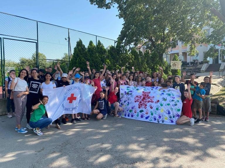 Превентивни опоравак деце на Вршачком брегу 2021