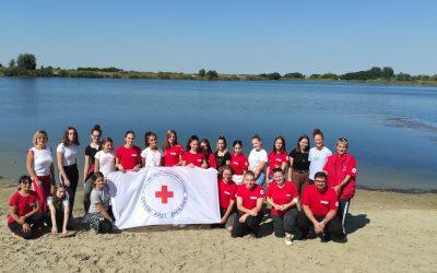 Камп омладине Црвеног крста Зрењанин – Пескара 2021